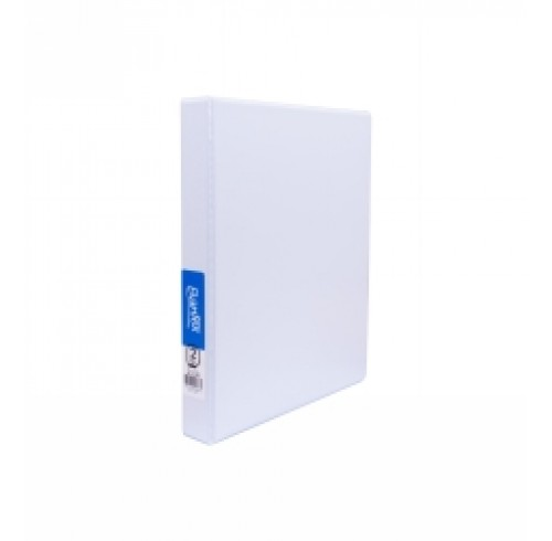Binder 25mm 2D Ring White