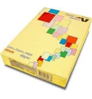 Colour Copy paper flying cols A4 yellow pk500