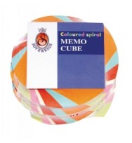 memo cube sovereign spiral coloured