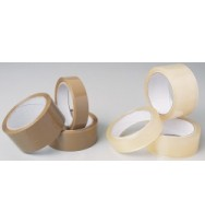 Packing Tape 48mmx50m clear pk of 6