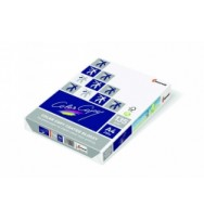 Copy A4 gloss color paper 135GSM WHITE 250 SHEETS