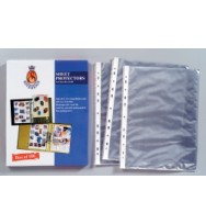 Sheet protectors A4 bx100 - Sovereign