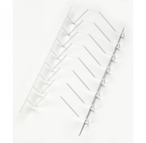 Avery White Fold Over File Rack - 1200 x 390 mm