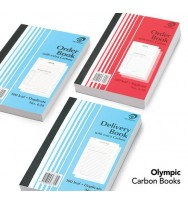 Olympic 640 Dupicate Carbon book 100lf - pack of 20