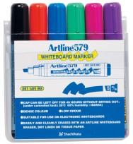 Marker whiteboard artline 577 asst wlt6