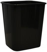 Waste bin italplast 32l black
