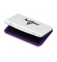 Stamp pad artline no.1 violet