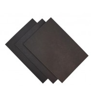Cardboard quill a4 xl black surface pk100