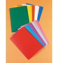 Manilla folder avery f/c pink bx 100
