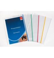 Sheet protectors marbig a4 expanding pk10