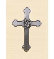 Gift cross plaque