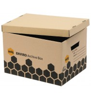 Archive Box Marbig Enviroment