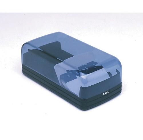 Business card file box carl black indexed 800 cap colourmoves