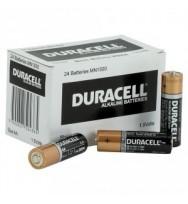 Battery Duracell Alkaline AA Bulk Bx 24