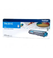 Brother TN-251 Cyan Toner Cartridge - 1,400 pages