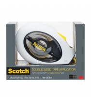 Tape Dispenser Scotch Double Sided 12MM With Bonus Tape