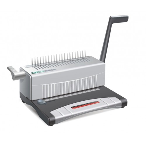 Binder Machine Qupa A4 S60 Comb Silver