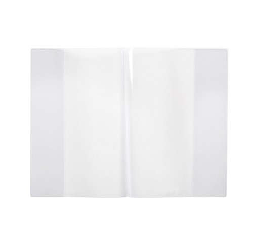 Book Sleeves Contact Slip on 9X7 Clear PK 5
