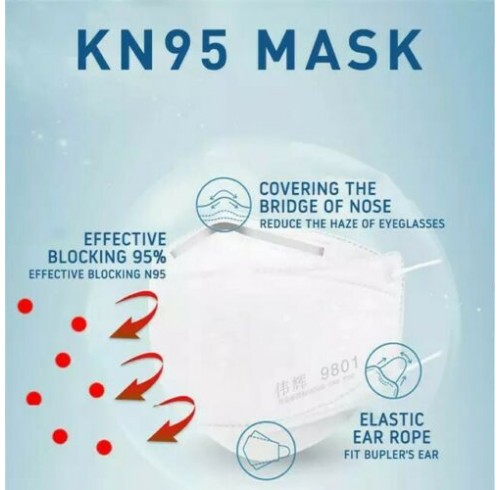 KN95 Face Mask Twin Pack