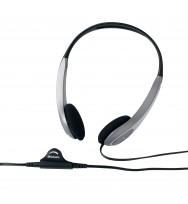 Multimedia Headset Verbatim With Volume Control