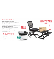 Home Office Bundle 2 with Multifuction printer