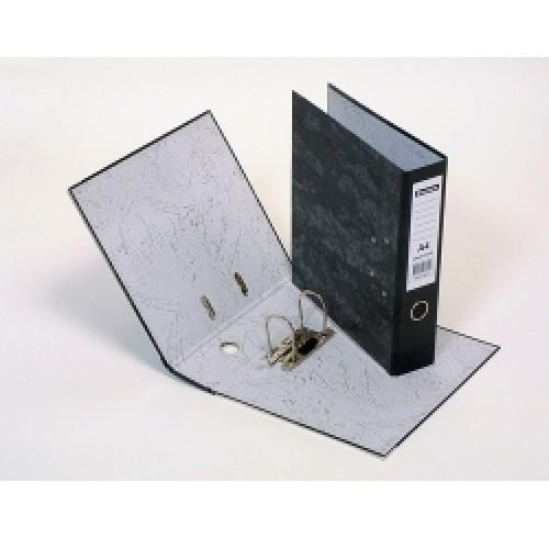 Lever Arch File BANTEX A4 Mottled -Black