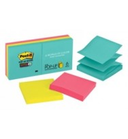 Super Sticky POST-IT Note Miami -Pack 5