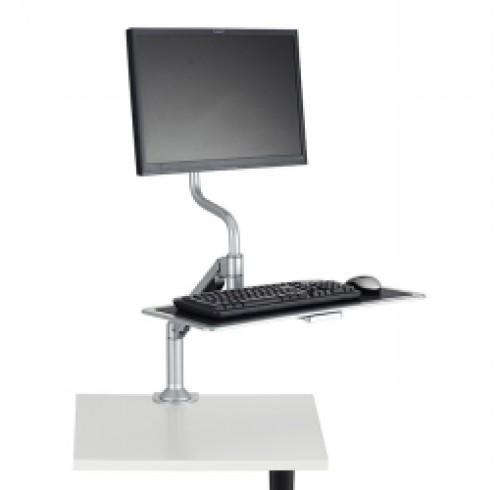 Desktop Sit/Stand Workstation SAFCO