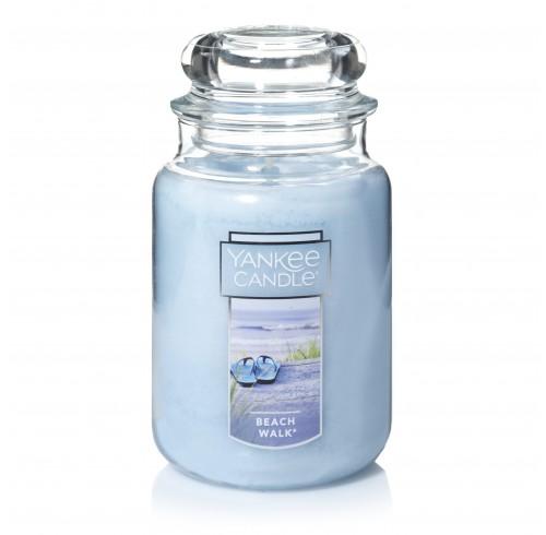 Candle Yankee Candle Large Jar –Beach Walk