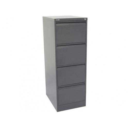 Go 4 Drawer Filing Cabinet  - GFCA4