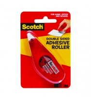 Adhesive Roller Scotch Double Sided #6061