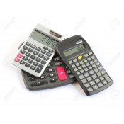 Calculators & accessories