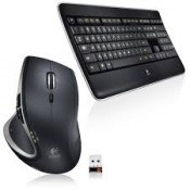 Keyboards, mice & computer accessories