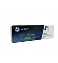 HP CE410A Black Toner Cartridge - 2,200 pages