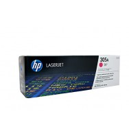 HP CE413A Magenta Toner Cartridge - 2,600 pages
