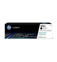 HP #202X Black Toner CF500X