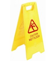 Wet floor safety sign italplast