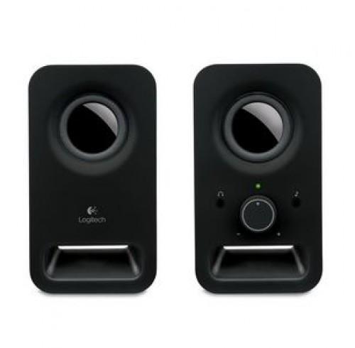 Logitech Multimedia Speakers Black Z150