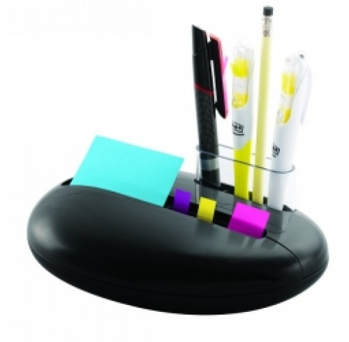 Post it Note Dispenser Pop Up Combo Black