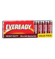 Battery eveready red 1015 sw30 (aa) 30pk