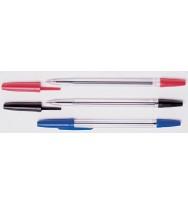 Pen marbig bp economy med blue bx12