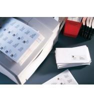 Label avery copier/laser l7165gu 99.1x67.7 8up bx100