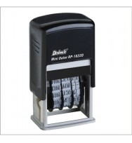 Stamp deskmate self inking mini date 3mm
