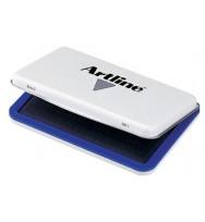 Stamp pad artline no.0 blue