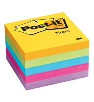 3M Post-it Rio De Janeiro 5 Pack 73x73 Ultra Colours