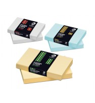 System cards olympic 5x3 ruled green pk100
