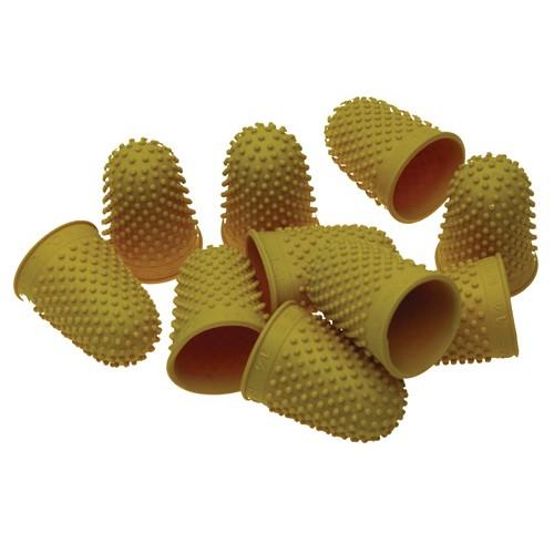 Thimblettes superior size 3 yellow bx10