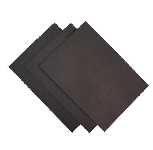 Cardboard quill a4 xl black surface pk100