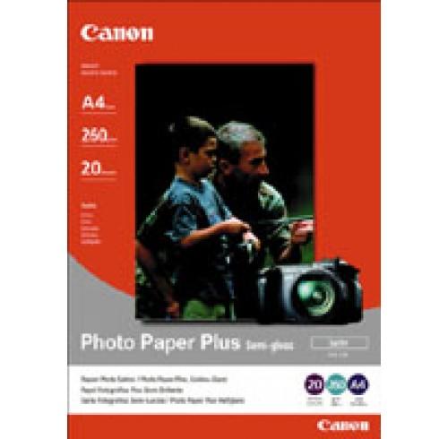 Paper photo canon 4x6 semi gloss sg-201 i/j 260gsm pk20