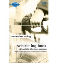 VEHICLE LOG & EXPENSES RECORD BOOK ZIONS VLER